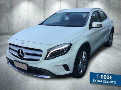 usata Mercedes GLA200 CLASSE GLAd (cdi) Sport 4matic auto