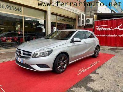usata Mercedes A180 CDI Sport Manuale Navigatore
