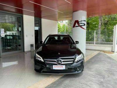 usata Mercedes 220 CLASSE C SWD BUSINESS AUTO