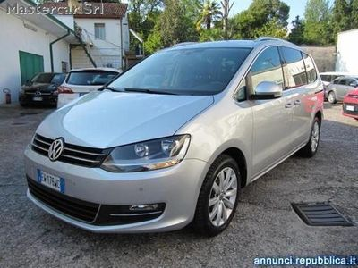 brugt VW Sharan 2.0 TDI 177 CV DSG Highline Business Navi