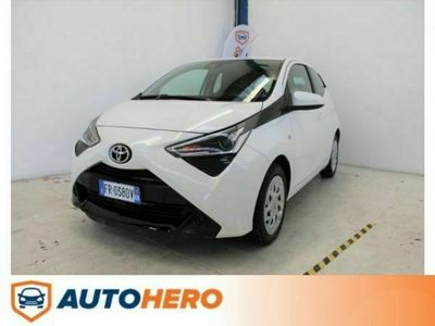 usata Toyota Aygo 1.0 VVT-i 72 CV 5 porte x-cool TAGLIANDATA!!! Benzina