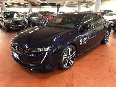 usata Peugeot 508 508 NuovaBL BlueHDi 180 EAT8 S&S - GT