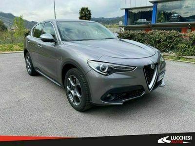 usata Alfa Romeo Stelvio Stelvio2.2 Turbodiesel 210 CV AT8 Q4 Executive usato