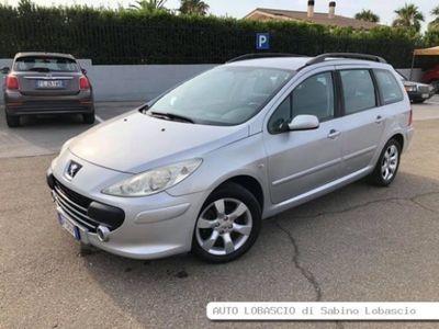 usata Peugeot 307 1.6 16V HDi FAP 110CV SW Australian