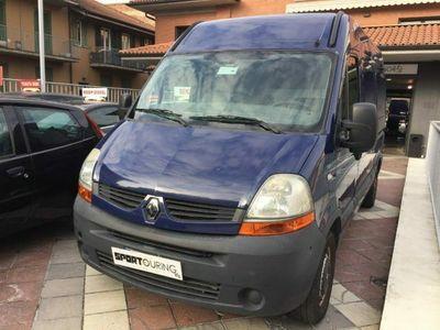 usata Renault Master 2.5 dci furgone/lungo/alto iva esposta