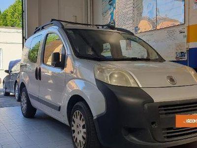 käytetty Fiat Fiorino 1.3 MJT 75CV Combi Semivetrato (N1) usato