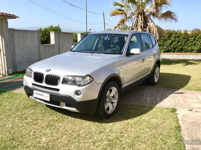 second-hand BMW X3 2.0 xdrive restyling