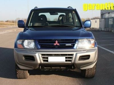 usata Mitsubishi Pajero 3.2 16V DI-D 3p. GLS
