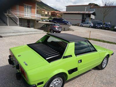 brugt Fiat X 1/9 1ª serie - Anno 73