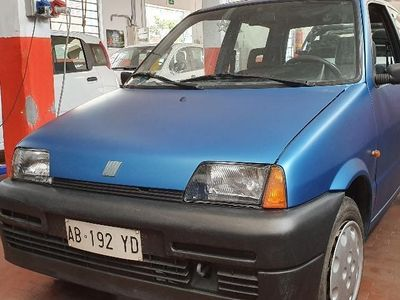 gebraucht Fiat Cinquecento 900i cat Suite