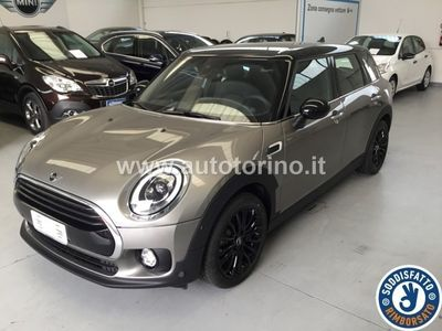 used Mini Cooper D Clubman CLUBMAN HYPE LINE