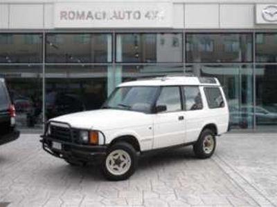 usata Land Rover Discovery 2.5 Tdi 3 porte Diesel