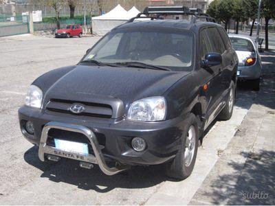 brugt Hyundai Santa Fe 2.0 4x4 112cv