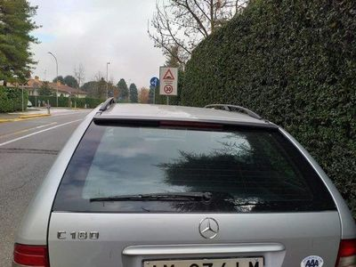 usata Mercedes C180 cat Station Wagon Elegance