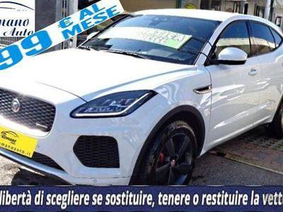 usata Jaguar E-Pace E Pace2.0d 150cv AWD Aut. R-dynamic