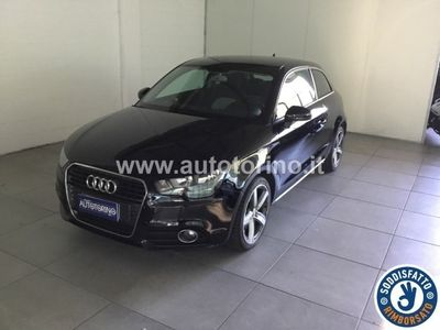 used Audi A1 A11.4 tfsi Ambition 122cv s-tronic