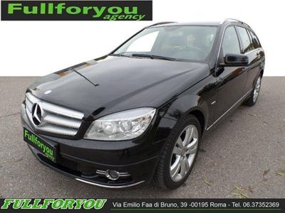 usata Mercedes 220 Classe C Station WagonCDI BlueEFFICIENCY Avantgarde
