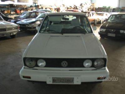 usata VW Golf Cabriolet karmann gti