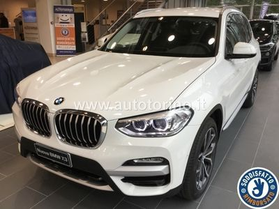 brugt BMW X3 X3xDrive20d X LINE