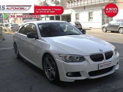 usata BMW 320 Serie 3 d cat Coupé Msport Pelle
