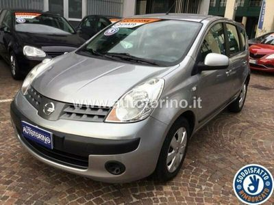 used Nissan Note NOTE1.5 dci Acenta 86cv