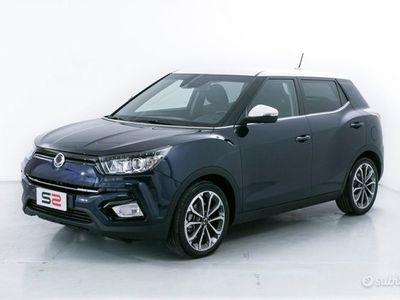 usata Ssangyong Tivoli 1.6 2WD Bi-fuel GPL Dream aut. usato