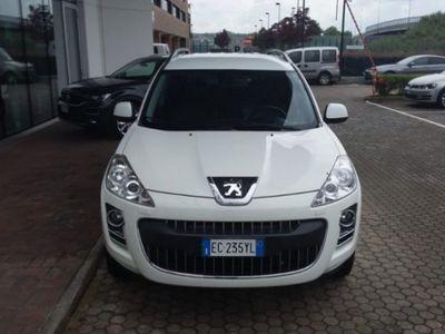 brugt Peugeot 4007 2.2 HDi 156CV