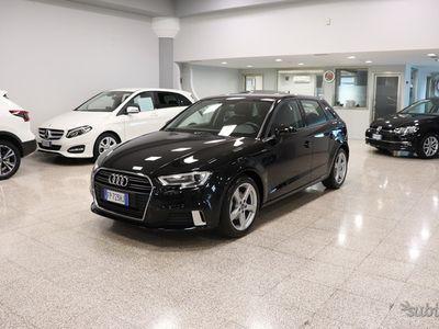 usata Audi A3 Sportback 1.6 tdi 115cv 6m. e6 ss s - 2018