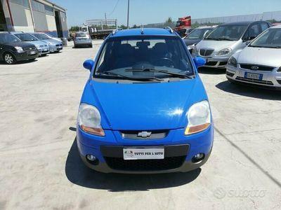 usata Chevrolet Matiz - 2008 1.0 BENZINA 79 MILA KM