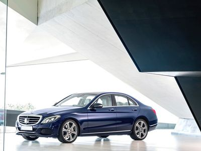 usata Mercedes C180 Classe C (W/S205)d Automatic Executive