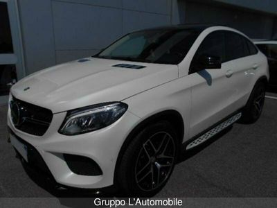 used Mercedes 350 GLE Coupé GLE Coupe - C292 GLE couped Premium Plus 4matic auto