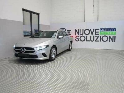 usata Mercedes A180 d Automatic Sport KM0
