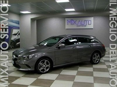 usata Mercedes CLA180 Shooting Brake d 80kw Executive EU6