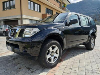 usata Nissan Pathfinder - 2010 prezzo pasqua
