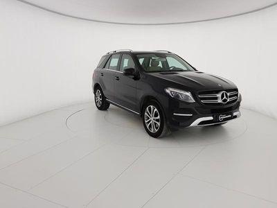 usado Mercedes GLE250 Sport 4matic auto