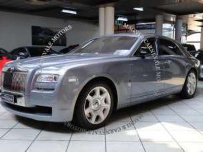 usata Rolls Royce Ghost CRONO SERVICE - UFFICIALE ITALIA