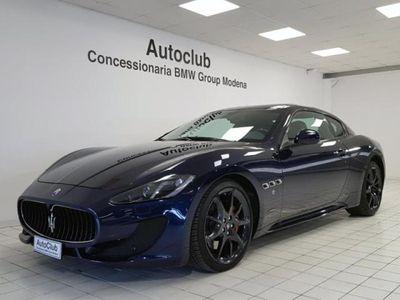 brugt Maserati Granturismo 4.7 V8 Sport Aut. del 2015 usata a Modena