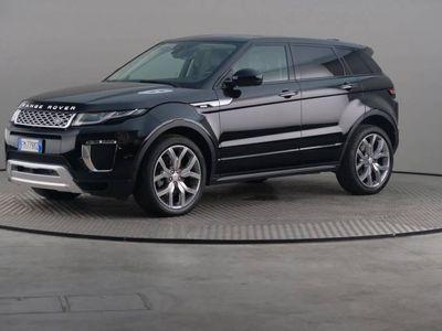 usata Land Rover Range Rover evoque 2.0 Td4 180cv Autobio 4x4 Aut