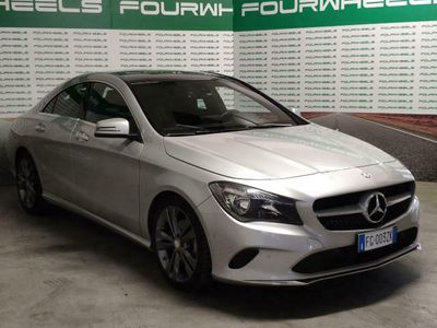 used Mercedes CLA220 d Automatic Sport