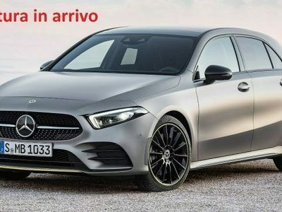 used Mercedes A180 d Automatic Sport