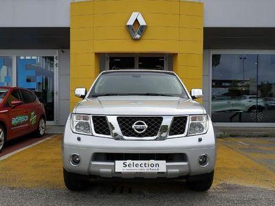 używany Nissan Pathfinder 2.5 dCi LE Platinum