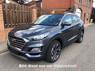 usata Hyundai Tucson 1.6 T 7at Fl P.dach Navi Dab S.hzg V+h Alu19 Cam