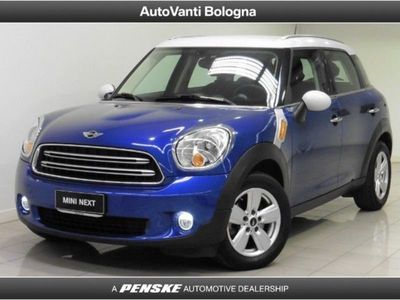 usado Mini Cooper D Countryman R60 2.0 Business Automatica