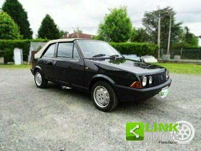 usata Fiat Ritmo Bertone - Cabrio 85 S - ASI - 1983