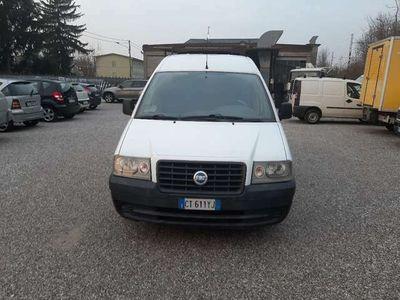 usata Fiat Scudo 2.0 JTD/ Furgone autocarro.
