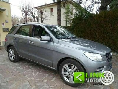 usata Mercedes 250 - Classe ML -BlueTEC Sport 4Matic UNICO PROPRIETARIO