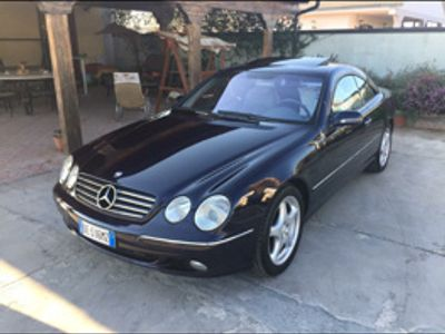 used Mercedes CL500 CL 500 cat