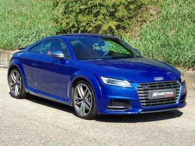 usata Audi TTS 2.0 TFSI QUATTRO S-tronic