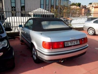 usata Audi Cabriolet Cabrio 2.0 E cat rif. 6167327