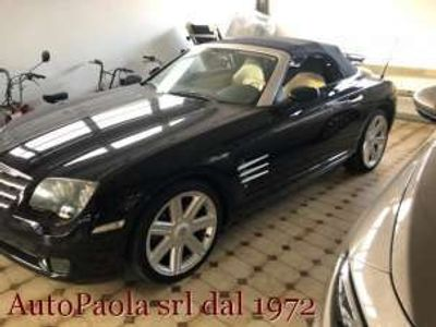 usata Chrysler Crossfire 3.2 cat roadster benzina